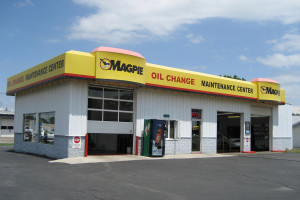 More about our Burton oil change center